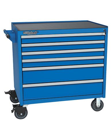 Turret tool storage by Professional Tool Storage